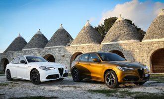 Spremni za 2020: Redizajnirana Alfa Romeo Giulia i Stelvio