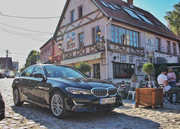 auto magazin srbija bmw 318d test