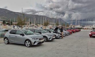 Prva vožnja: nova Opel Corsa