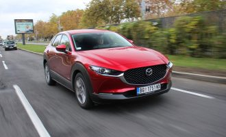 Mazda CX-30 i MX-30 osvojile Red Dot nagradu za dizajn 2020