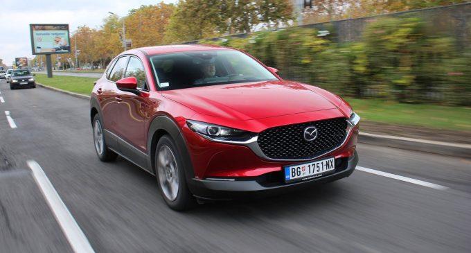 Mazda CX-30 i MX-30 osvojile Red Dot nagradu za dizajn 2020