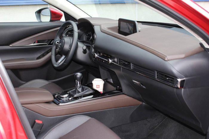 auto magazin srbija test mazda cx-30 skyactiv-g122 test
