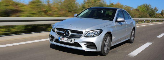 TEST: Mercedes C 220 d