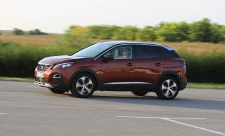 TEST: Peugeot 3008 1,5 BlueHDi Allure