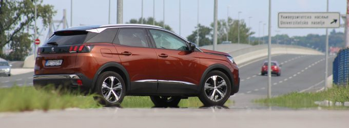 TEST: Peugeot 3008 1,5 BlueHDi Allure