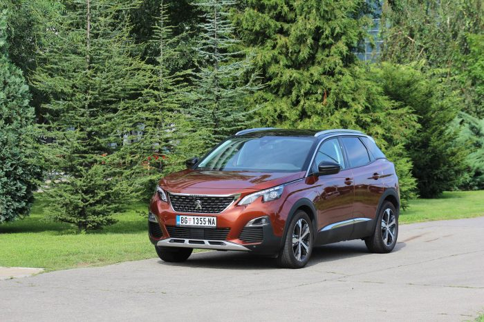 Auto magazin Srbija Test Peugeot 3008 1,5 BlueHDi Allure