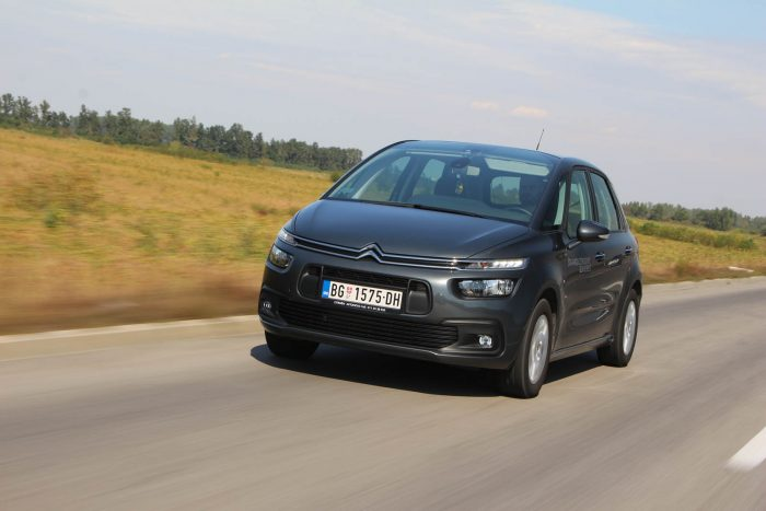 Auto magazin Srbija Citroen C4 Space Tourer test