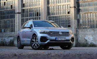 TEST: VW Touareg V6 3,0 TDI 4Motion