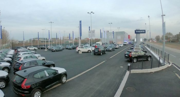 auto magazin srbija volvo car centar beograd