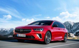 Opel Insignia GSi premijerno predstavljena u Briselu