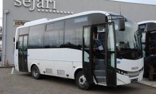 Novi Isuzu midibusi za Autoprevoz Čačak
