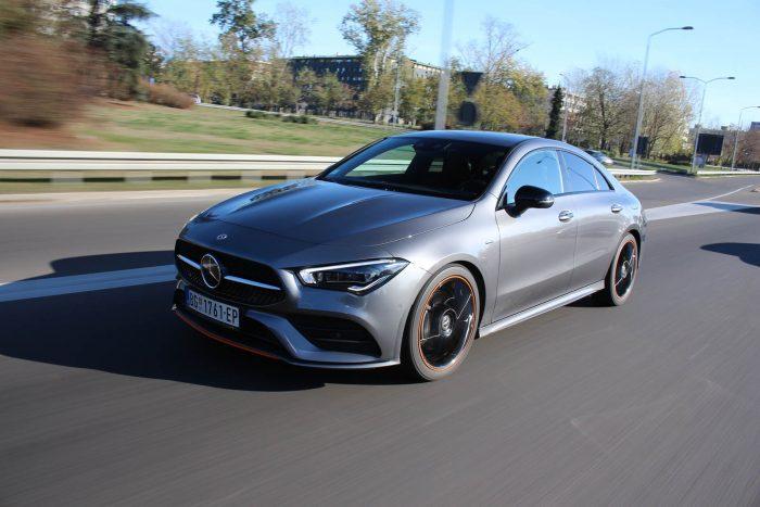 auto magazin srbija test mercedes cla 200 iskustva