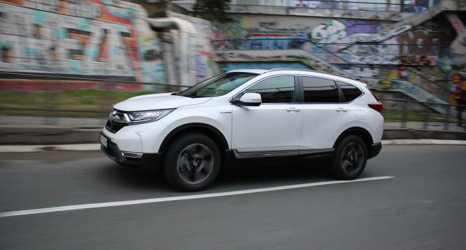 Honda CR-V Hybrid na testu Auto magazina