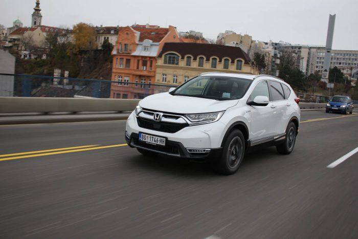 auto magazin srbija test honda cr-v hybrid