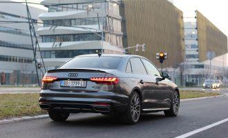 Audi A4 40 TDI quattro S tronic na testu Auto magazina