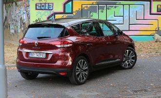 TEST: Renault Scenic Initiale Paris TCe160