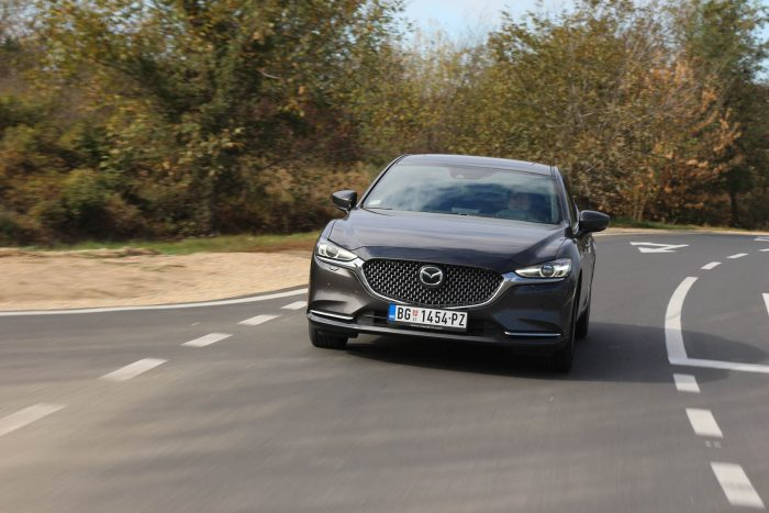 Auto magazin Srbija Test Mazda 6 CD184 AT Takumi Plus