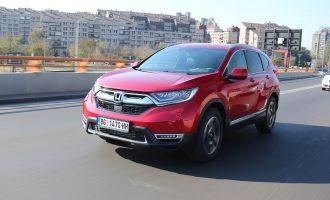 Honda CR-V na popustu do 4.300 evra