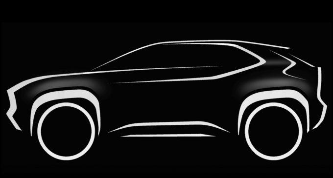 Kompletiranje game: Toyota uvodi krosover B segmenta