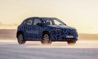 Mercedes kompaktna vozila postaju električna