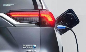 Toyota predstavila RAV4 Plug-in Hybrid