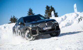 BMW Srbija organizovala BMW xDrive Experience na Kopaoniku