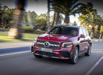 Test u Marbelji: Mercedes-Benz GLB