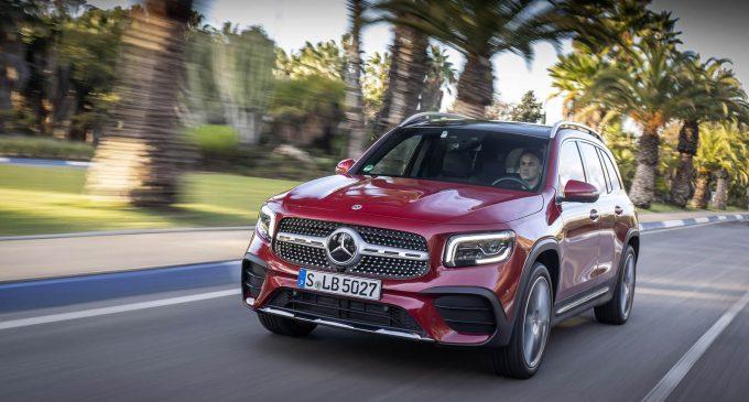 Test u Marbelji: Mercedes-Benz GLB