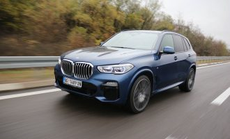 TEST: BMW X5 xDrive30d