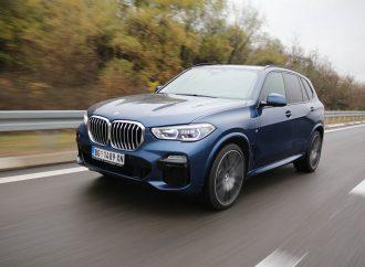 TEST: BMW X5 xDrive30d
