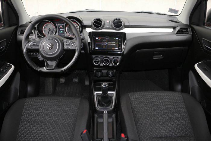 Auto magazin Srbija Test Suzuki Swift SHVS
