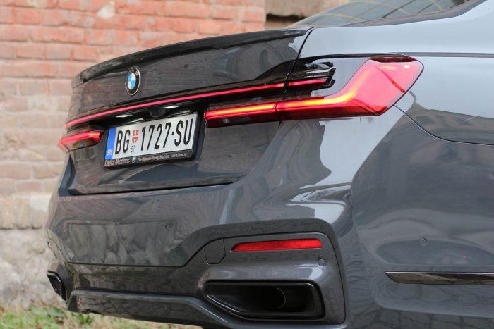 Auto magazin Srbija test BMW 730d xDrive