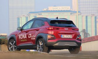 Hyundai Kona 1,6 T-GDI na testu Auto magazina