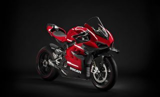 Novitet: Ducati Superleggera V4