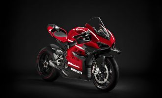 Novitet: Ducati Superleggera V4