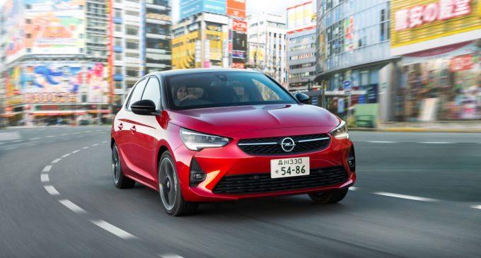 Opel se vraća na japansko tržište