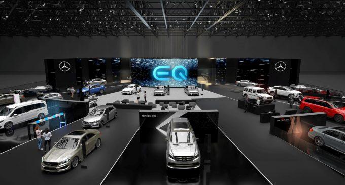 Mercedes u Ženevu dovozi brojne novitete