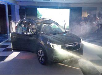 Hibridni Subaru Forester e-BOXER stigao u Srbiju