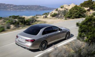 Više od redizajna: Mercedes-Benz E-Klase za 2020. godinu