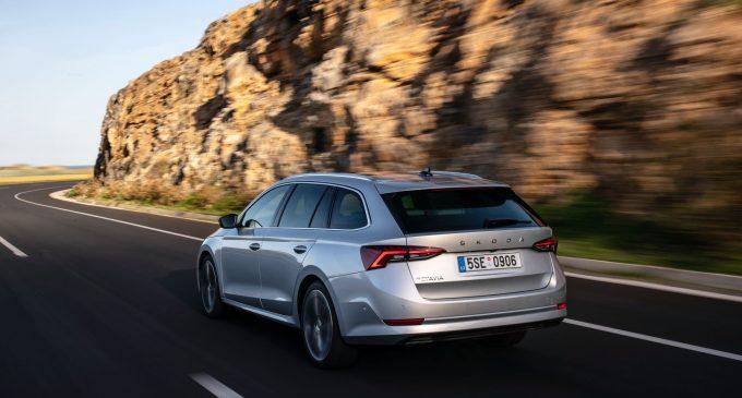 Svi detalji: Škoda Octavia & Octavia Combi
