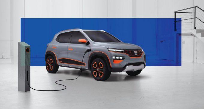 Dacia Spring će biti najjeftiniji električni auto