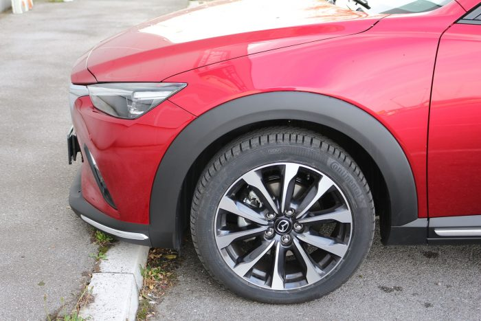 Auto magazin Srbija Test Mazda CX-3 G121 Revolution