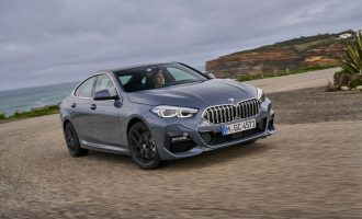 Test u Portugaliji: BMW 2 Series Gran Coupe