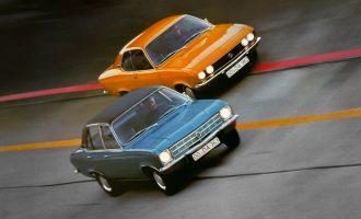 Opel Ascona i Manta pune 50 godina