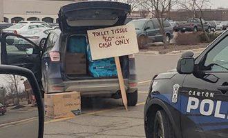U Americi se krade čak i toalet papir iz automobila