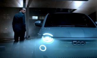 Leonardo DiCaprio u reklami za novi Fiat 500e