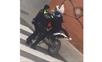Nema šale sa španskom policijom za kršenje zabrane kretanja