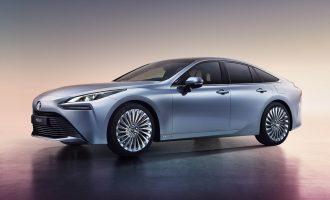 Nova Toyota Mirai dobija veću autonomiju i zadnji pogon