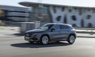 Galerija: Mercedes-Benz GLA