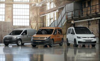Počela prodaja pete generacije VW Caddy u Srbiji